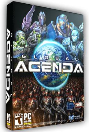 global agenda recon melee. حصريا وقبل لعبة Global Agenda
