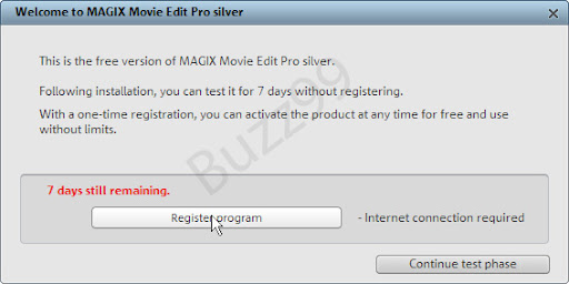Mpeg 4 codec activation magix studio
