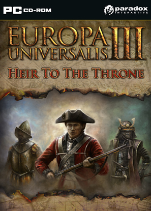 Europa Universalis III: Heir to the Throne System Requirements