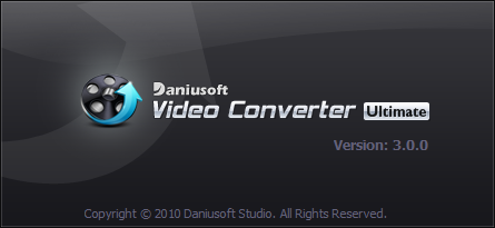Giveaway – Win 5 Daniusoft Video Converter Ultimate License