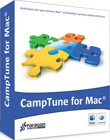 Paragon CampTune 7.5 for Mac OS X FREE License Key