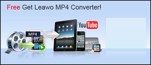 Leawo MP4 Converter FREE License Key