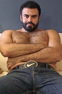 Hunk Daddy and Hot Hairy Muscular Men - Part 9