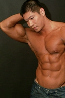 Japanese Muscle Men and Male Bodybuilders - Power of The Sun 6