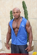 Harold Holden - PowerMen Hot Black Muscle Hunk