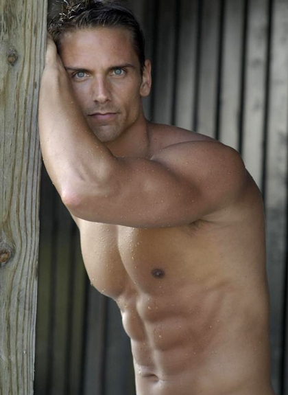 Mr David Morin - Sexy Handsome Muscle Male Model