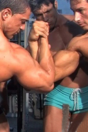 New Wrestling - 4 Hot Muscle Boys Get Down
