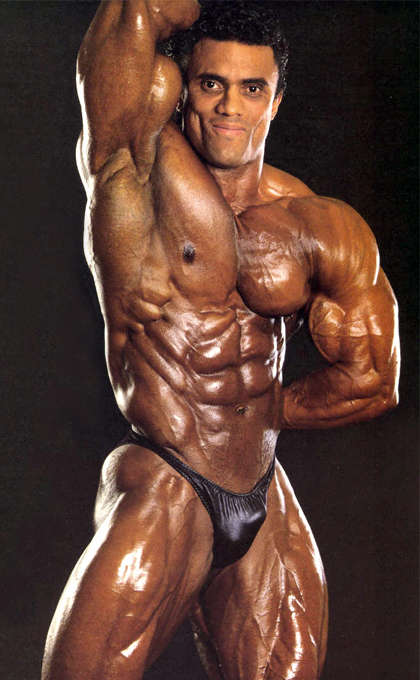 Sexy Male Bodybuilder - Posing On Stage Pictures Gallery 6