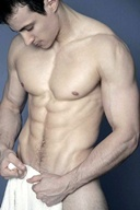 Hot Hunk Men and Bodybuilders with Towels - Gallery 7