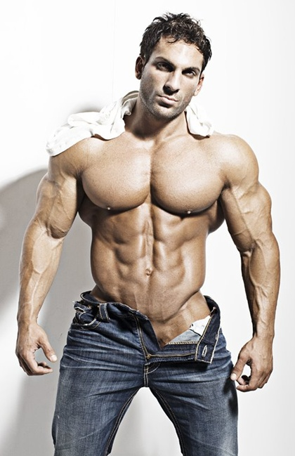 Live Muscle Show and Hot Muscular Men Videos - Gallery 15