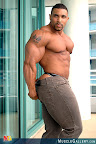 muscle hunk Tim Liggins