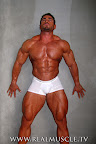 muscle hunk bodybuilder Mark Alvisi