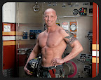 New York City 2007 Firefighter Calendar Hunks
