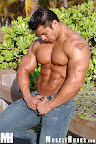 Muscle Hunk - Raul de la Guardia