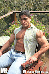 Amerigo Jackson MuscleHunks Man of the Year 2009