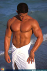 Sexy Male Bodybuilder Pictures Gallery - Men and Towel