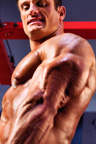 Male Bodybuilder Photo Gallery 6 - Strength Training Workout for Iron Body Building