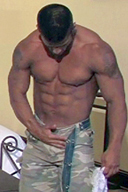 Timmy Riordan - Ripped Muscle Hunk, Hung Musclepuppy !