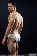 Sexy Muscle Men in White Underwears - Pictures Gallery 3