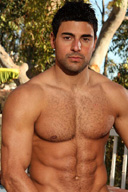 Diego Valentino - Sexy Hairy Muscle Man