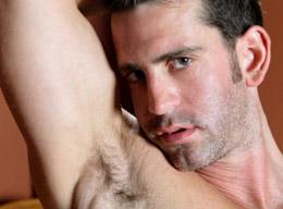 Matt - Sexy Muscle Man in White Underwear