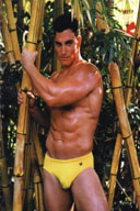 Hot Muscle Men in Underwear - What Color is Beautiful? Gallery 4