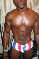 Hot and Sexy Black Muscle Men - Gallery 1
