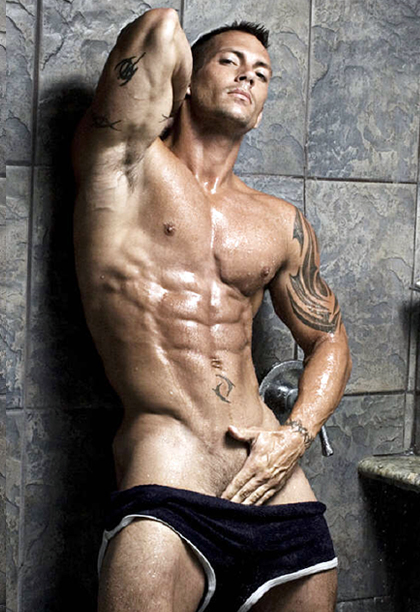 Hot Muscle Men with Sexy Armpits - Gallery 2