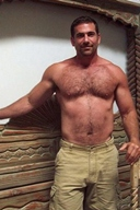 Muscle Daddy and Hairy Muscular Men - Gallery 4