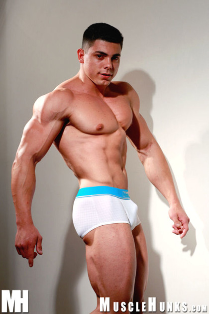 Conor McNulty Teen Muscle Hunk Exposed