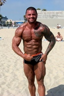 Alexsander Freitas - Bodybuilder and Male Fitness Model