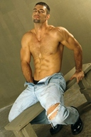 Sexy Muscle Men in Jeans - Gallery 3