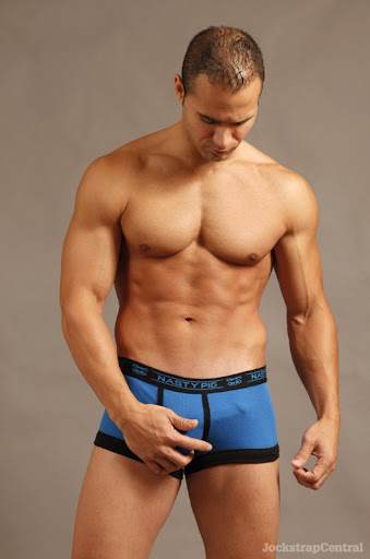 Victor - Muscle Male Model from Jockstrap Central Gallery 2