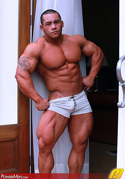 Bill Baker - PowerMen, Massive Muscle Pup
