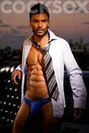 Tristan Hamilton - Hot Muscle Male Model
