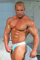 Con Demetriou - Muscle Gallery Model, Mr. Australia