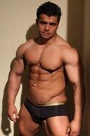 MuscleHunks Benny Ryder - Benny Got BIG!