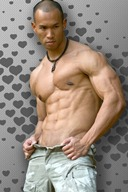 Japanese and Asian Hot Muscle Men - Power of The Sun 9