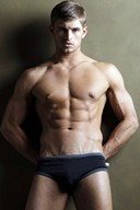 Hot Hunks in Underwear - What Color is Beautiful? Part 14