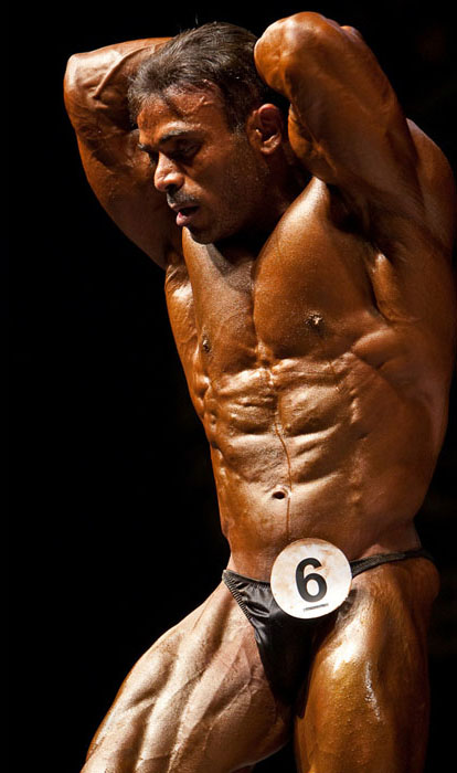 Hot Male Bodybuilders - Posedown