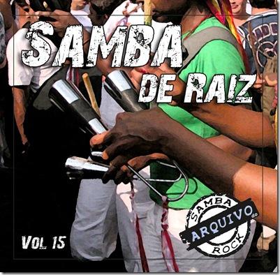 Samba de Raiz 15
