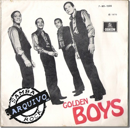 Golden Boys - Fumacê (1970)