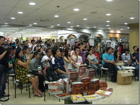 Stanley Chi's Suplado Tips book launch