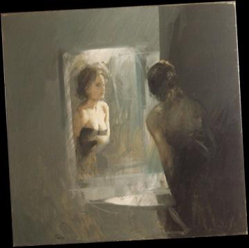donna-allo-specchio-anna breda