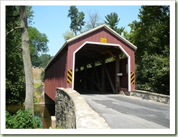 Zook's Mill Covered Bridge, 1849
