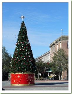 Savannah's Ellis Square