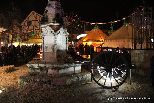 Le Marché des Festines et ses Nocturnes Marche_Medieval_Provins_Noel233