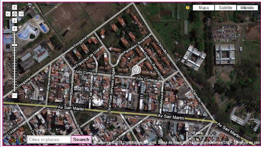 Barrio de Agronomía