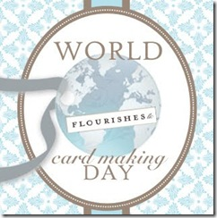 Word Cardmaking Day Graphic