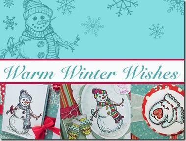 Warm Winter Wishes Graphic